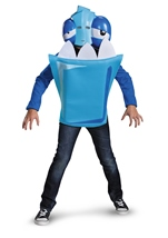 Mixels Frosticon Slumbo Boys Costume