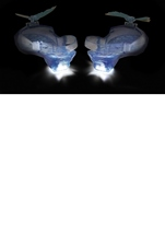 Cinderella Movie Light up Girls Shoes
