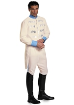 Prince Charming Men Deluxe Costume