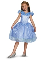Cinderella Movie Girls Princess Costume