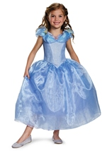 Disney Cinderella Movie Girls Costume
