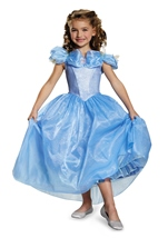 Kids Cinderella Disney Princess Prestige Girls Costume