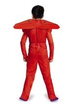 Red Baymax Big Hero 6 Boys Deluxe Halloween Costume