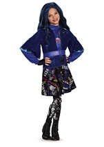 Kids Disney Descendants Evie Isle Of Lost Girls Costume