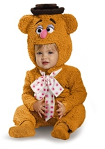 Fozzie Toddler Deluxe Costume