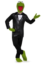 Muppets Kermit Men Costume