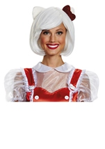 Hello Kitty Woman Wig