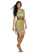 Pocahontas Disney Princess Woman Costume