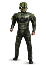 Halo Master Chief Men Deluxe Costume