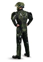 Halo Master Chief Men Deluxe Halloween Costume