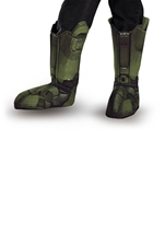Halo Master Chief Men Boot Covers