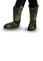 Halo Master Chief Boys Boot Covers