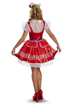 Adult Hello Kitty Woman Lolita Deluxe Costume