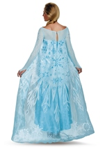 Elsa Prestige Frozen Disney Princess Woman Halloween Costume