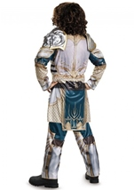 King Llane Warcraft Muscle Boys Halloween Costume