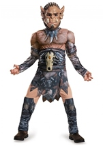 Durotan Muscle Boys Costume