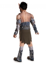 Durotan Muscle Boys Halloween Costume