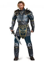 Medieval King Deluxe Men Halloween Costume