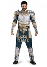 Medieval King Deluxe Men Costume