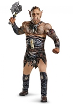Horror Tribal Scary Muscle Men Costume
