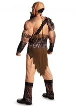 Orgrim Deluxe Muscle Warcraft Men Halloween Costume