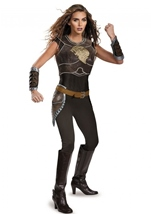 Garona Medieval Warrior Woman Costume