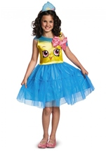 Cupcake Queen Shopkins Girls Costume