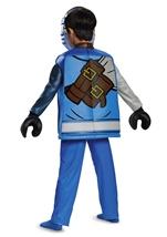 Ninjago Jay Deluxe Boys Lego Halloween Costume