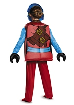 Ninjago Nya Deluxe Boys Lego Halloween Costume