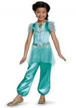 Jasmine Disney Princess Girls Costume