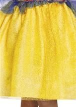 Kids Snow White Disney Princess Girls Costume