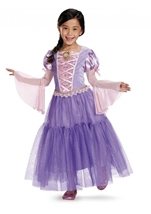 Rapunzel Disney Princess Girls Costume