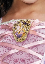Kids Rapunzel Disney Princess Girls Costume