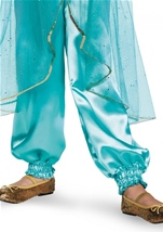 Kids Jasmine Disney Princess Girls Costume