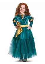 Disney Princess Merida Girls Costume