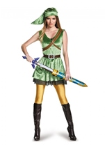 Link Female Adult Costume