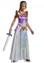 Zelda Deluxe Woman Costume