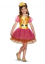 Kookie Cookie Shopkins Girls Costume