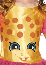 Kookie Cookie Shopkins Girls Halloween Costume