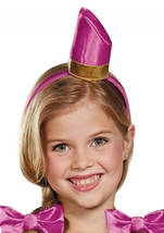 Lippy Lips Shopkins Girls Halloween Costume