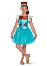Cheeky Chocolate Shopkins Girls Costume