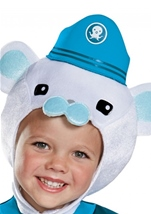 Kids Captain Barnacles Octonauts Boys Costume