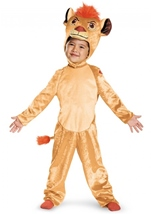 Kion The Lion Guard Kids Costume