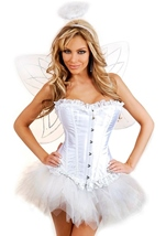 Heavenly Gorgeous Sexy Angel Womens Costume