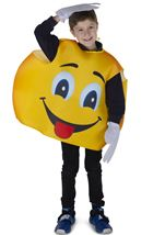 Smiley Unisex Kids Costume