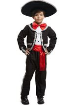 Mexican Boy Kids Costume