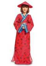 Chinese Girl Kids Costume