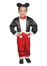 Deluxe Mouse Boy Costume