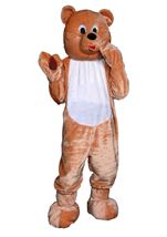 Teddy Bear Mascot Unisex Kids Costume