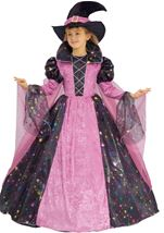 Kids Witch Girls Hocus Pocus Deluxe Costume